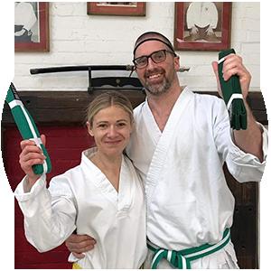 Martial Arts Shudokan Black Belt Academy Adult Programs