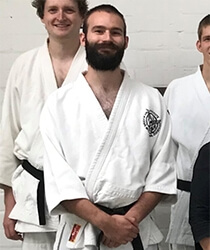 Instructor Shudokan Black Belt Academy